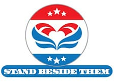 Stand Beside Them Logo